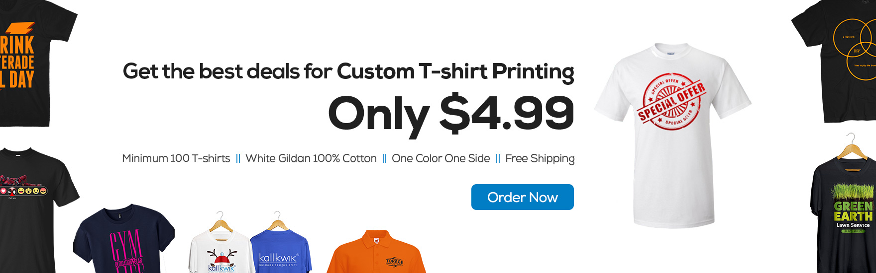Ez Tshirts Prints Tshirt Printing At Its Best